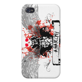 Ange de mort coques iPhone 4