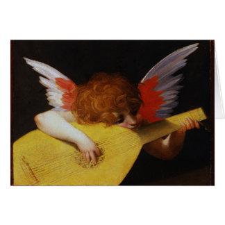 Ange de musicien, Rosso Fiorentino Cartes