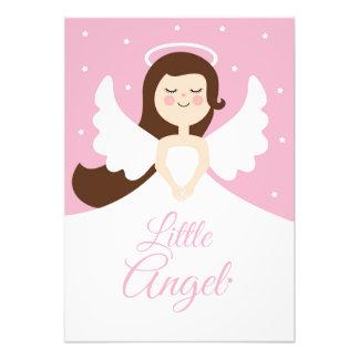 Ange de petite fille impression photo