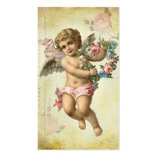Ange de Valentine Modèles De Cartes De Visite