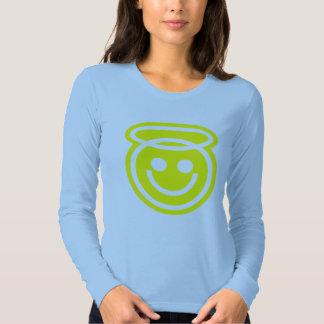 Ange d'émoticône t-shirts