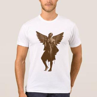 Ange foncé t-shirts