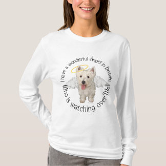 Ange gardien de Westie T-shirt