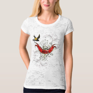 Ange rebelle t-shirt