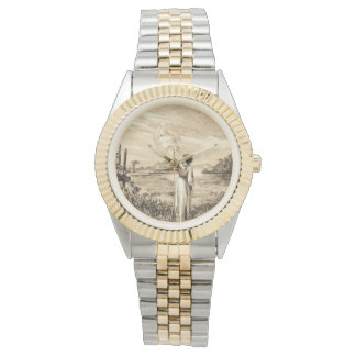 ange vintage montres cadran