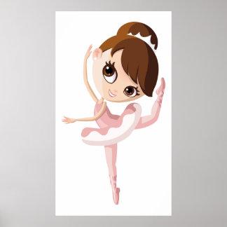 Angelina la ballerine affiches