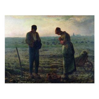 Angelus, 1857-59 carte postale