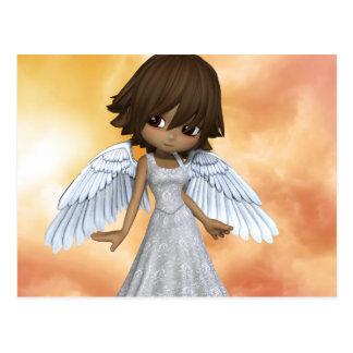 Anges 2 de Lil Carte Postale