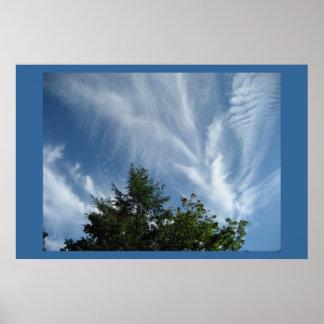 Anges de cime d arbre posters