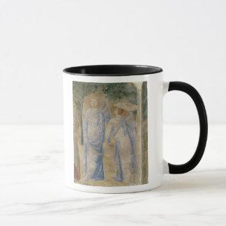 Anges de la chapelle de St Jean, 1347 Mug