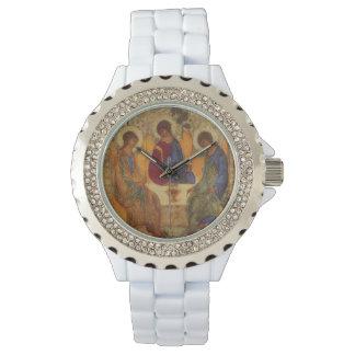 Anges de trinité chez Mamre Montres Bracelet