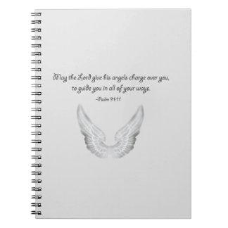 anges gardien carnets