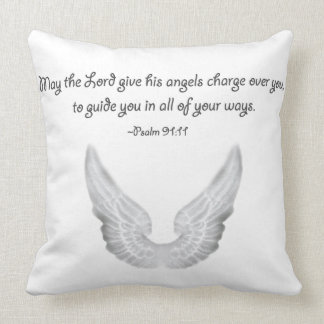 anges gardien coussin