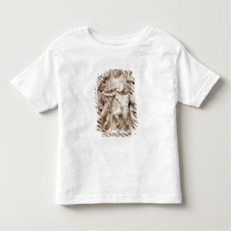 Anges musicaux, soulagement de Cantoria T-shirt Pour Les Tous Petits