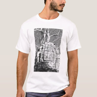 Angkor Cambodge, temple principal de som de T-shirt