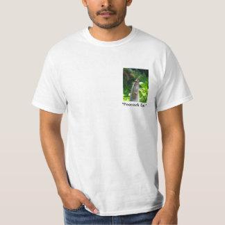 """Anguille """"Elvis """" de paon T-shirts"""