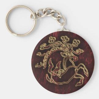 animal de pazyryk porte-clé