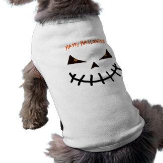 Animal familier heureux de Halloween T-shirt Pour Chien