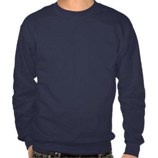 Animal maya vert frais sweatshirts
