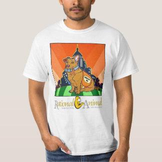 Animal rationnel t-shirt