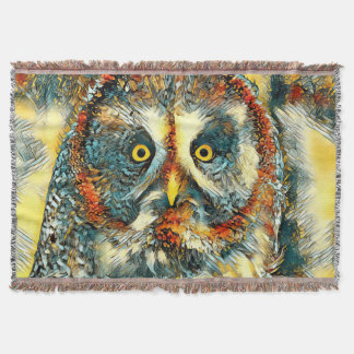 AnimalArt_Owl_20170901_by_JAMColors Couverture