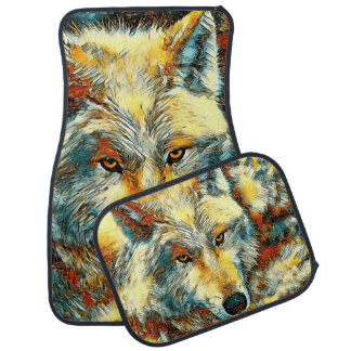 AnimalArt_Wolf_20170603_by_JAMColors Tapis De Voiture