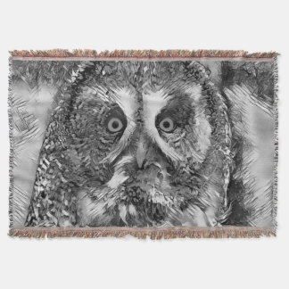 AnimalArtBW_Owl_20170901_by_JAMColors Couvertures