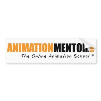 AnimationMentor.com - bannière autocollants pour voiture