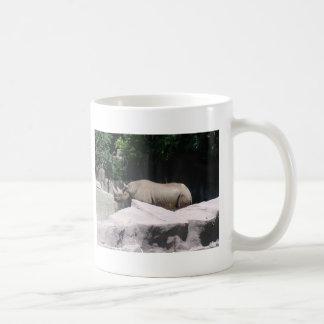 Animaux de zoo mug à café