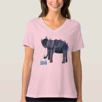 Animaux du zoo de Mabell, l'éléphant T-shirt
