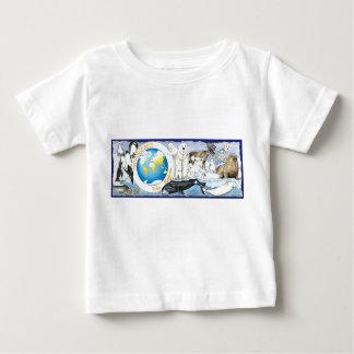 Animaux polaires mignons t-shirt