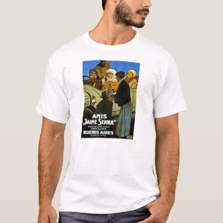 Anis Jaime Serra Buenos Aires - annonce vintage T-shirt