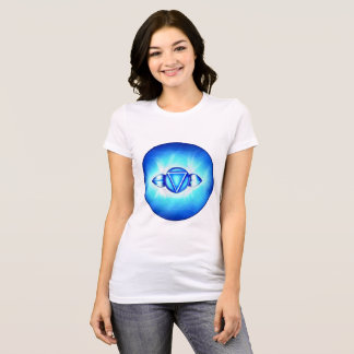 Anja, Troisième oeil sixième chakra T-shirt