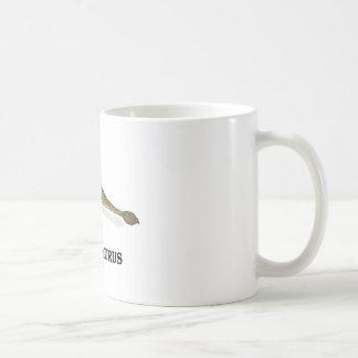Ankylosaurus (dinosaure fondu de lézard) mug
