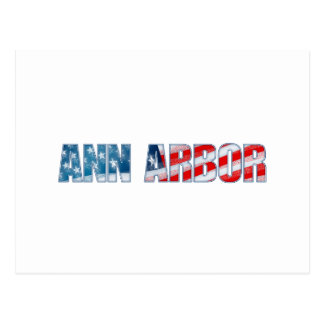 Ann Arbor Cartes Postales