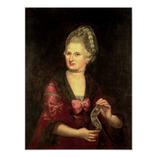 Anna Maria Mozart Pertl nee Posters
