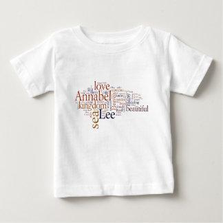 Annabel Lee T-shirt Pour Bébé