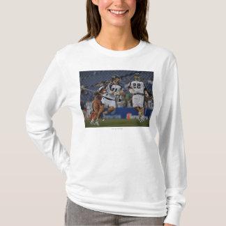 ANNAPOLIS, DM - 14 MAI :  Kyle Dixon #11 6 T-shirt