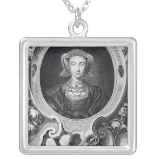 Anne de Cleves Pendentif Carré