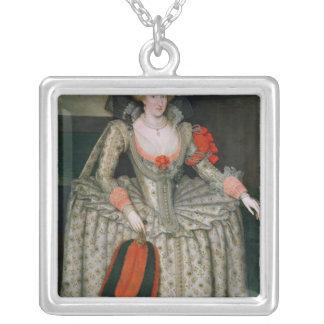 Anne du Danemark, c.1605-10 Pendentif Carré