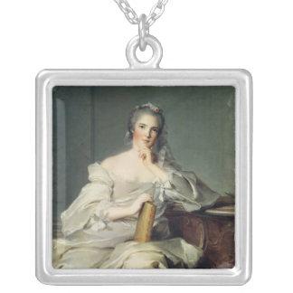 Anne-Henriette De France, comme élément de Pendentif Carré