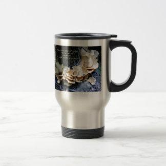 Anneau de champignon mug de voyage