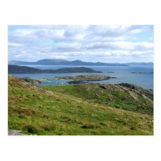 Anneau de Kerry, cartes postales de l'Irlande