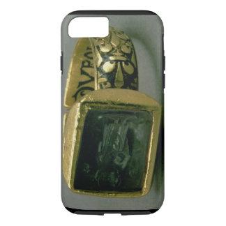 Anneau de sceau du Roi Louis IX de la France (St Coque iPhone 8/7