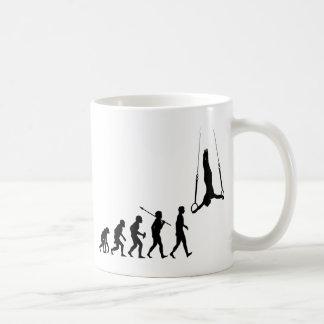 Anneaux toujours mug blanc