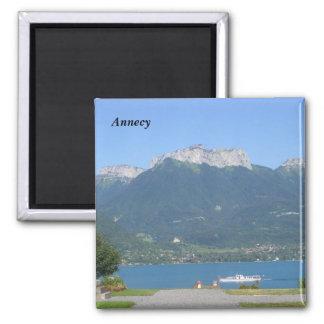 Annecy - aimant pour réfrigérateur