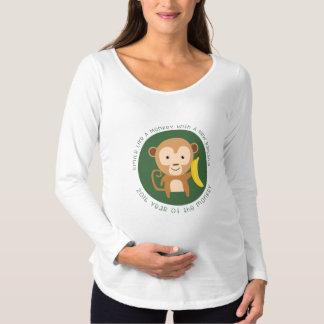 T-shirts de maternité sur Zazzle