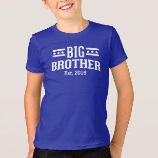 Année établie de frère personnalisable t-shirt