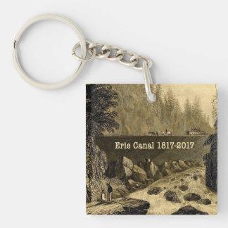 Années bicentenaires historiques de canal d'Erie Porte-clefs