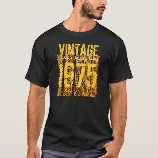 Anniversaire d'années '40 cru V01A de 1975 ou TOUT T-shirt